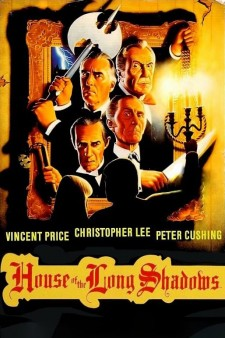 Affiche du film House of the Long Shadows
