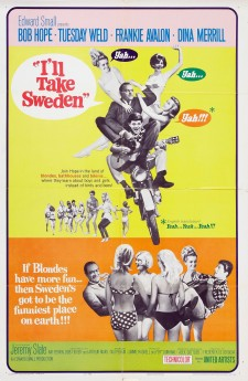 Affiche du film I'll Take Sweden