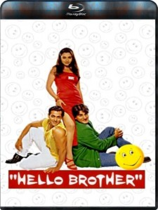 Affiche du film Hello Brother