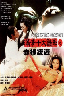 Affiche du film A Chinese Torture Chamber Story II