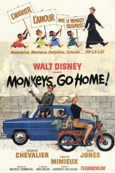 Monkeys, Go Home!