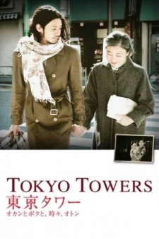 Affiche du film Tokyo Tower: Mom and Me, and Sometimes Dad