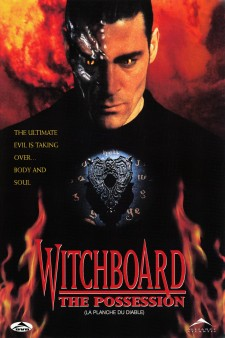Affiche du film Witchboard III: The Possession