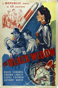 Affiche du film The Black Widow