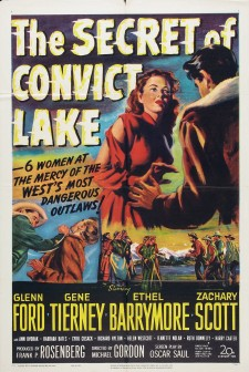 Affiche du film The Secret of Convict Lake
