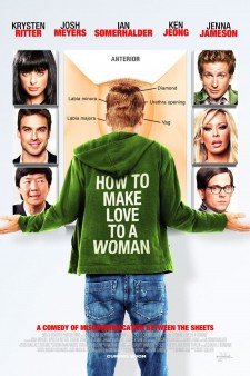 Affiche du film How to Make Love to a Woman