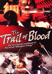 Affiche du film The Trail of Blood