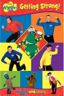 Affiche du film The Wiggles: Getting Strong