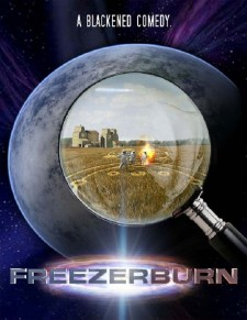 Affiche du film Freezer Burn: The Invasion of Laxdale