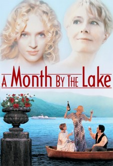 Affiche du film A Month by the Lake