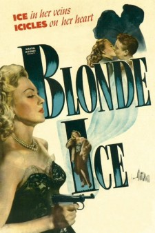 Affiche du film Blonde Ice