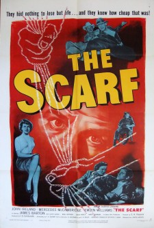 Affiche du film The Scarf