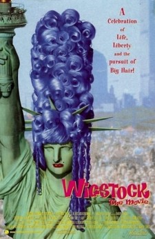 Affiche du film Wigstock: The Movie