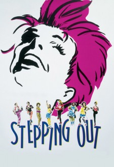 Affiche du film Stepping Out
