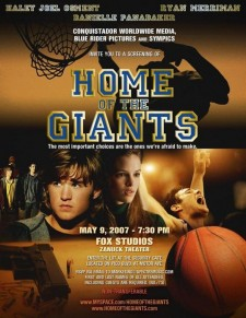 Affiche du film Home of the Giants