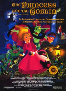 Affiche du film The Princess and the Goblin