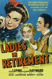Affiche du film Ladies in Retirement