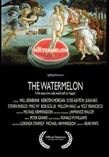 Affiche du film The Watermelon