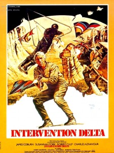Affiche du film Intervention Delta