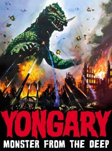 Yongary, monstre des abysses