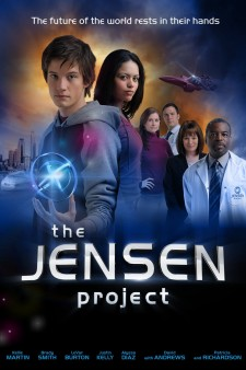 Affiche du film The Jensen Project