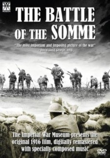 Affiche du film The Battle of the Somme
