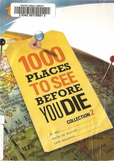 Affiche du film 1000 places to see before you die