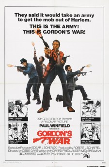 Affiche du film Gordon's War