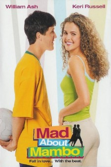 Affiche du film Mad About Mambo