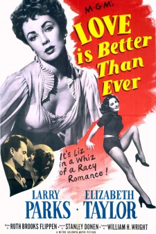 Affiche du film Love Is Better Than Ever