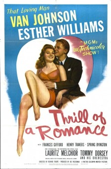 Affiche du film Thrill of a Romance