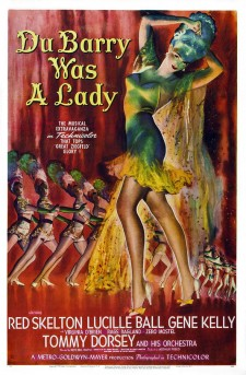 Affiche du film Du Barry Was a Lady