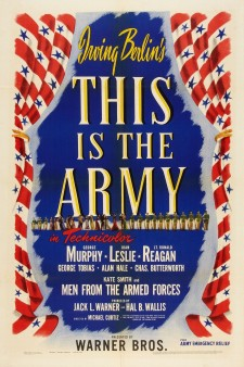 Affiche du film This Is the Army