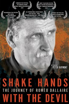 Affiche du film Shake Hands with the Devil: The Journey of Roméo Dallaire