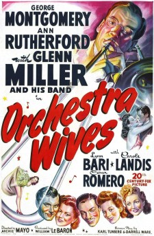 Affiche du film Orchestra Wives