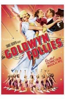 Affiche du film The Goldwyn Follies