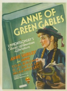 Affiche du film Anne of Green Gables