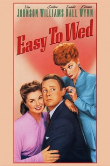 Affiche du film Easy to Wed
