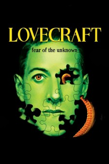 Affiche du film Lovecraft: Fear of the Unknown