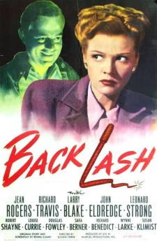 Affiche du film Backlash