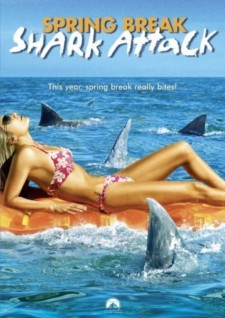Affiche du film Spring Break Shark Attack