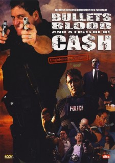 Affiche du film Bullets, Blood & a Fistful of Ca$h
