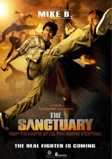 Affiche du film The Sanctuary