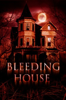 affiche du film The Bleeding House