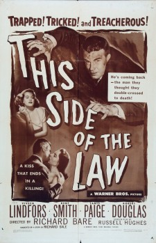 Affiche du film This Side of the Law