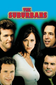 Affiche du film The Suburbans