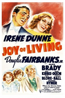 Affiche du film Joy of Living