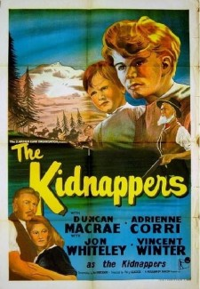 Affiche du film The Kidnappers