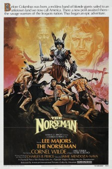 Affiche du film The Norseman