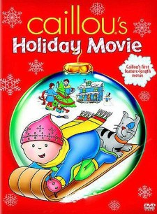 affiche du film Caillou's Holiday Movie